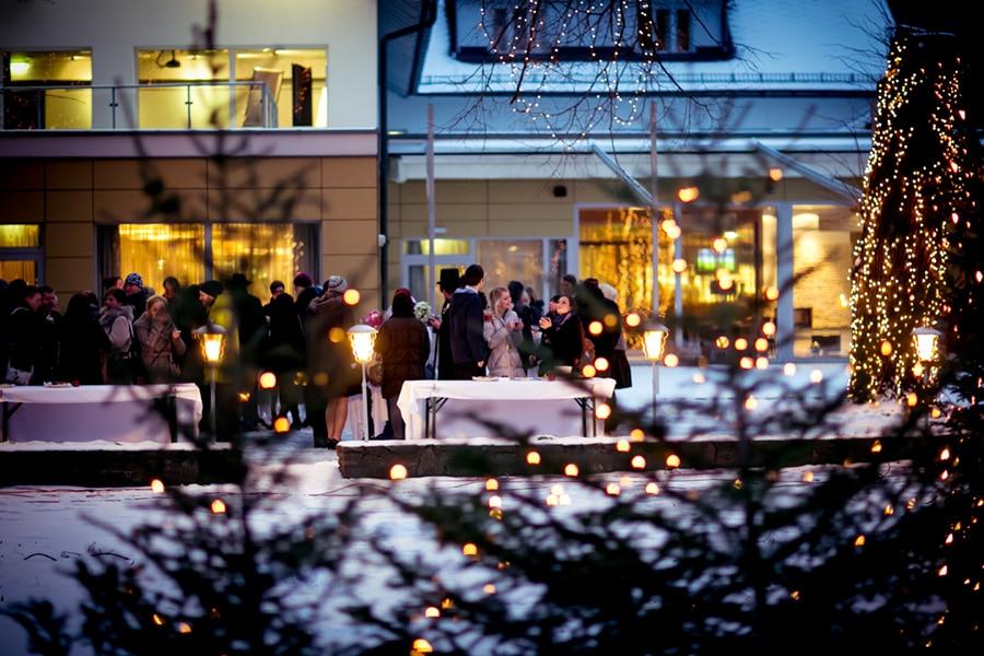 Weihnachtsfeiern Eventhotel Krainerhuette
