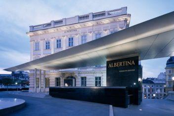 Außenansicht 01 - Albertina