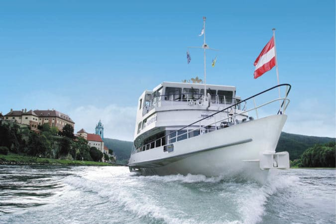 Brandner Schiffahrt – Unterwegs