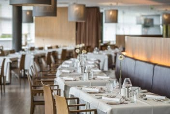 Falkensteiner Stegersbach Restaurant