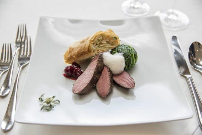 Falkensteiner Stegersbach_Alpe Adria Kulinarik
