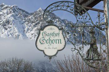 Gasthof Schorn_Schild