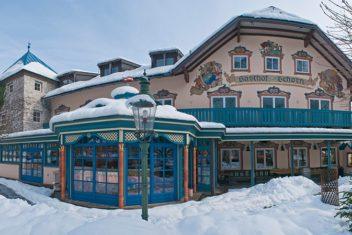 Gasthof Schorn_Winter_Aussenansicht