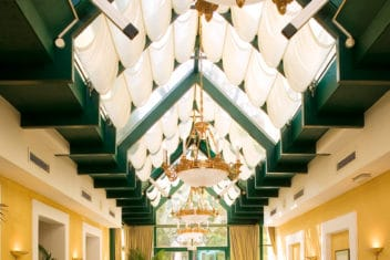 Grand Hotel Bidermeier Wintergarten