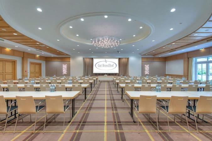 Gut Brandlhof – Konferenzsaal