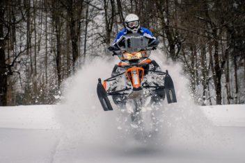 Gut Brandlhof – Snowmobile