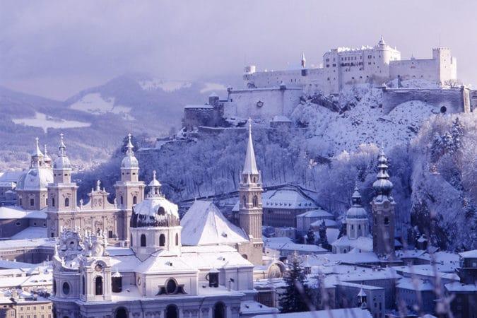 Heffterhof Stadt Salzburg