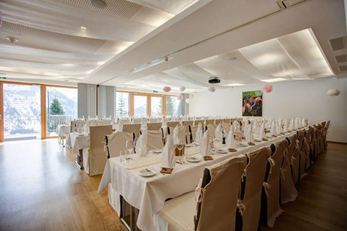 Hotel Sonnenburg Dinner