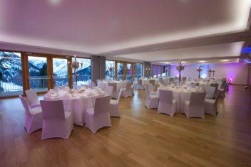 Hotel Sonnenburg Gala Bestuhlung
