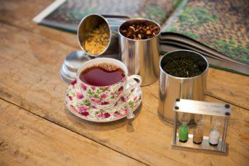 Hotel Sonnenburg Tee