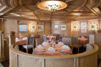 Hotel Sonnenburg Tischdekoration
