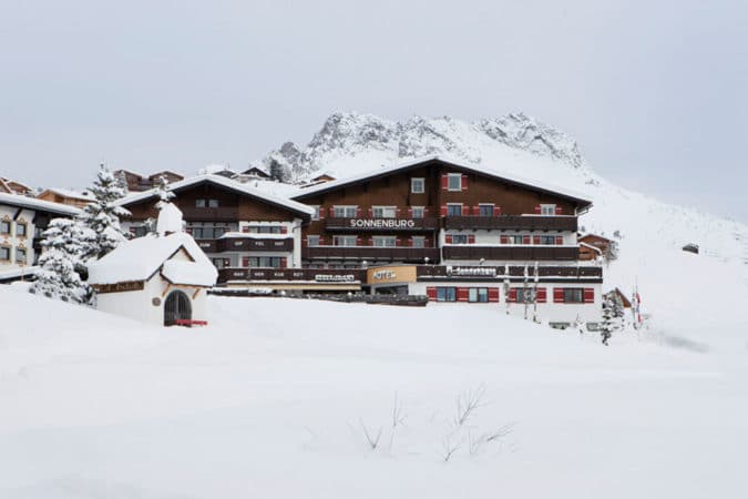 Hotel Sonnenburg Winter