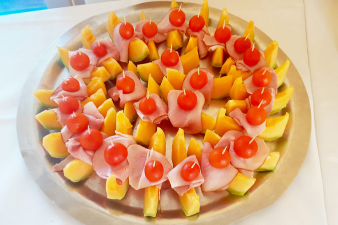 Hotel Spes Fingerfood © SPES