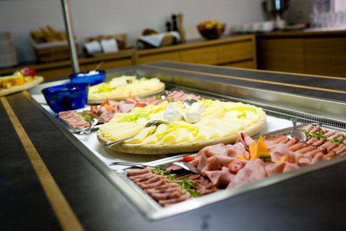 Hotel Spes Frühstücksbuffet @ Anette Friedl