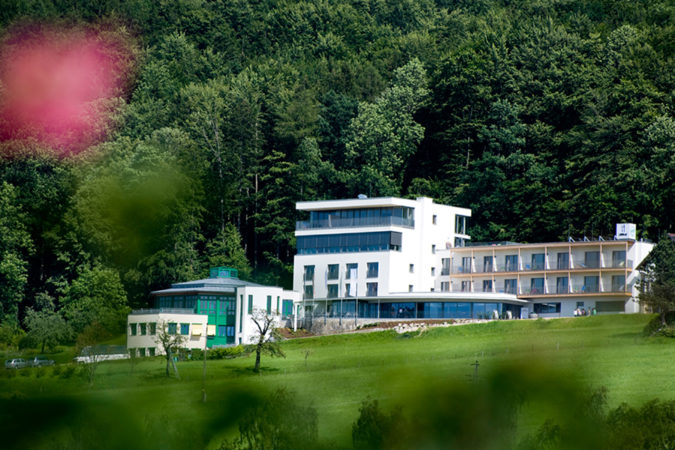 Hotel Spes Panorama © Anette Friedl