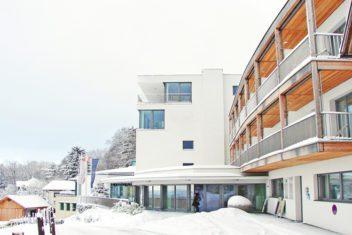Hotel Spes Winter © Anette Friedl