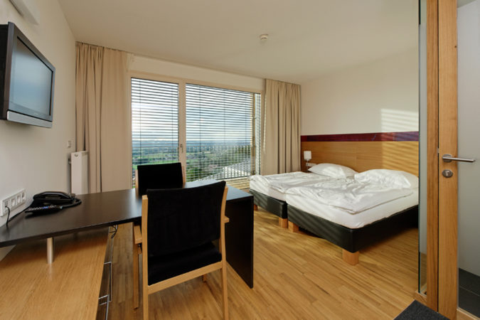 Hotel Spes Zimmer © Walter Ebenhofer