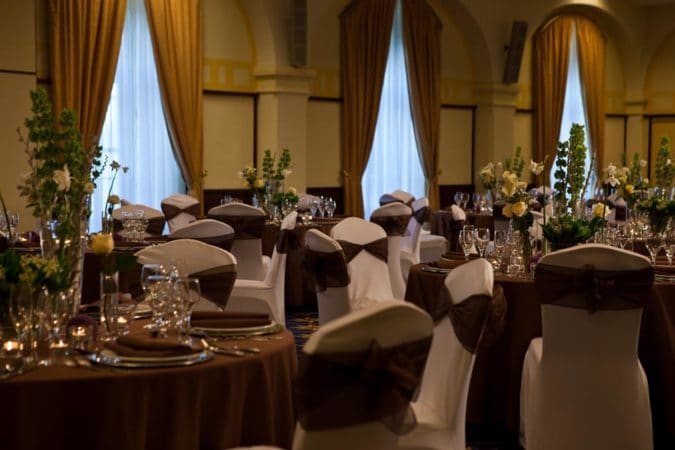 Imperial Renaissance Hotel_Private_Dining_Room 2