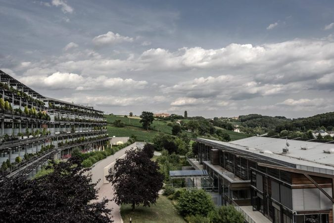 Impulsquartier Loipersdorf_Ausblick