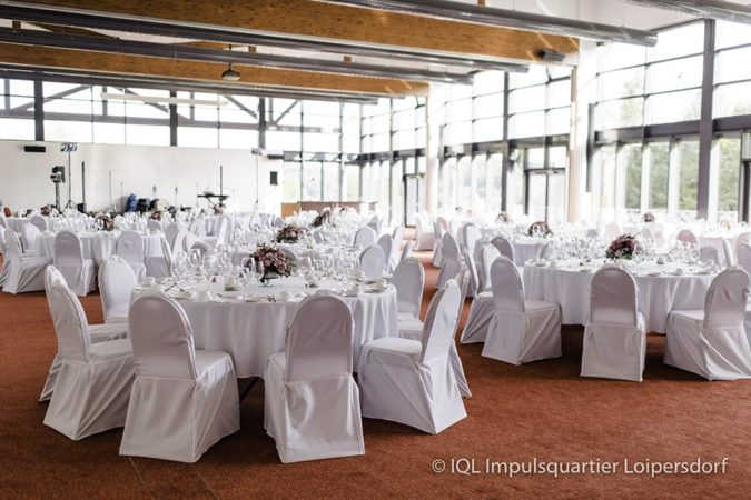 Impulsquartier Loipersdorf_Speisesaal