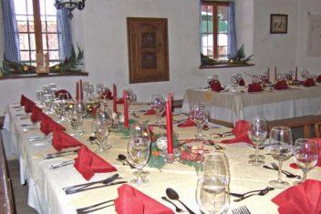 Knotzingerhaus Stube