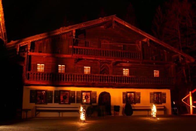 Knotzingerhaus Außen