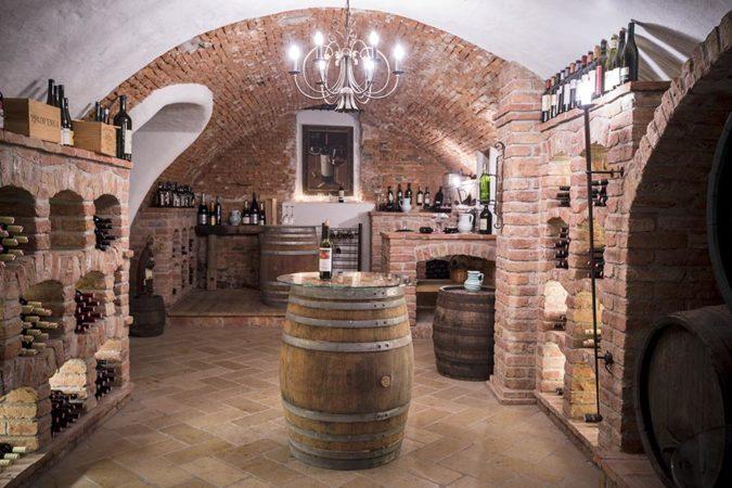 Landhotel Schicklberg Wein