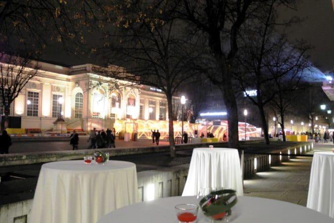 MQ Haupthof Score Events Wienerberger Weihnachtsfeier  Foto MQ