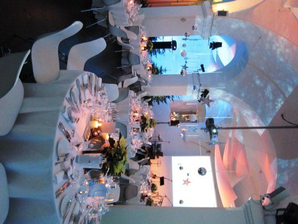 MQ Ovalhalle Weihnachtsfeier Gala Foto Roland Berger