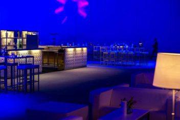 Messe Wels Lounge