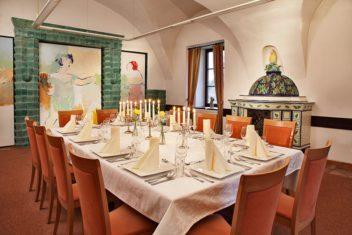 Schloss Hotel Zeilern - Kaminzimmer