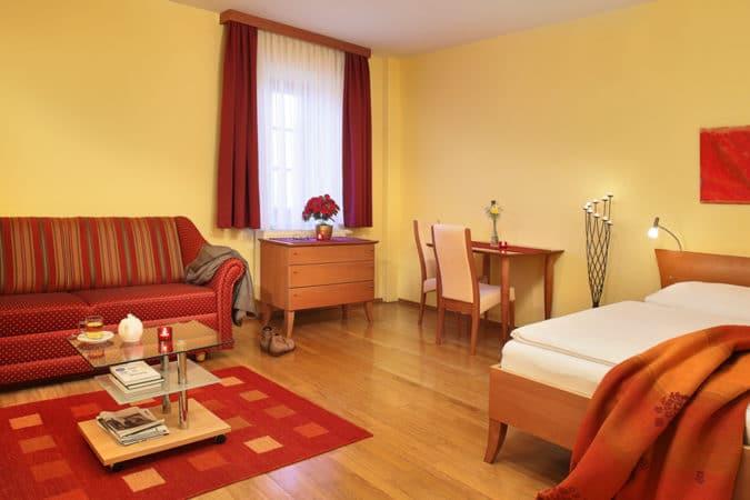Schloss Hotel Zeilern - Zimmer