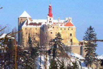 Schloss Krumbach_Winterschloss