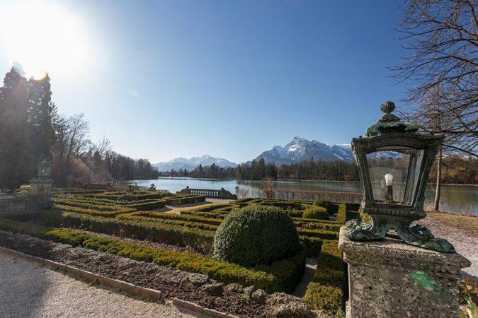 Schloss Leopoldskron;