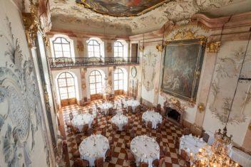 Schloss Leopoldskron Marmorsaal