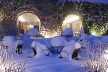 Tulbinger Kogel Schnee