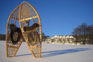Tulbinger Kogel Schneeschuhe