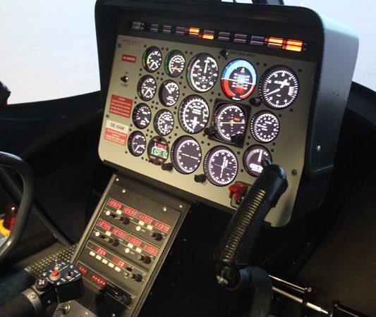 ViennaFlight Bell 206 Hubschrauber3