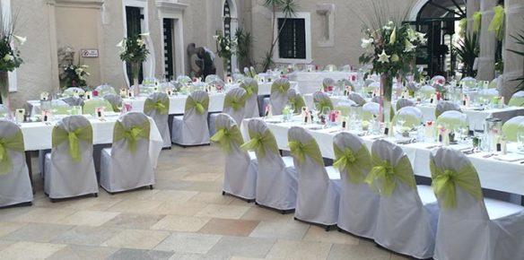 Hochzeit Im Schloss Walpersdorf Barbara Wenz