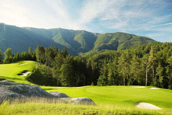 Adamstal Golf Course 10