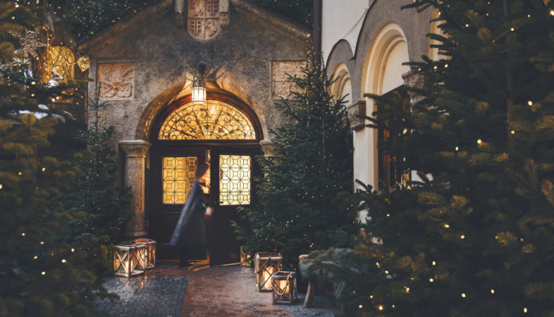 andreschoenherr_Eingang Weihnachten