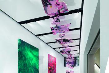 arlberg1800 Contemporary Art & Concert Hall_Herbert Brandl Ausstellung (c) arlberg1800 RESORT (8)