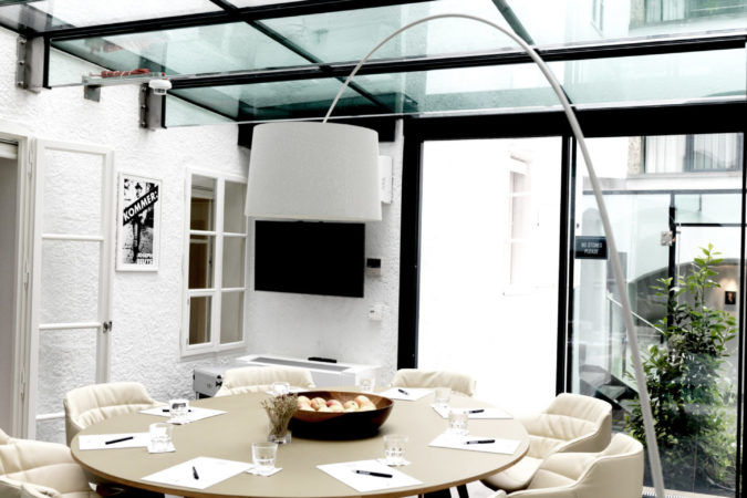 arthotel Blaue Gans_Glashaus (c) Blaue Gans Ingo Pertramer