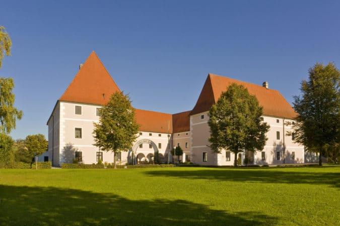 Außenansicht Schloss