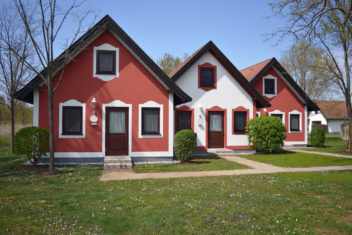 Bungalows rot