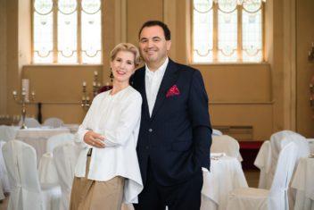 Claus Haslauer und Veronika Kirchmair