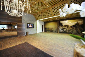 Foyer Seewinkelhalle
