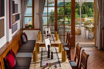 Gasthaus SEEBLICK mit Terrasse