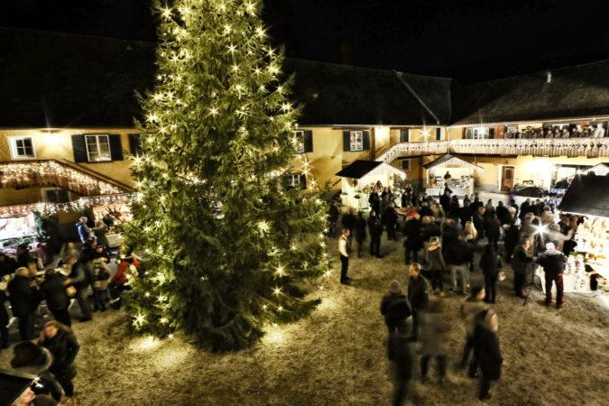 GOLF - Christmas market