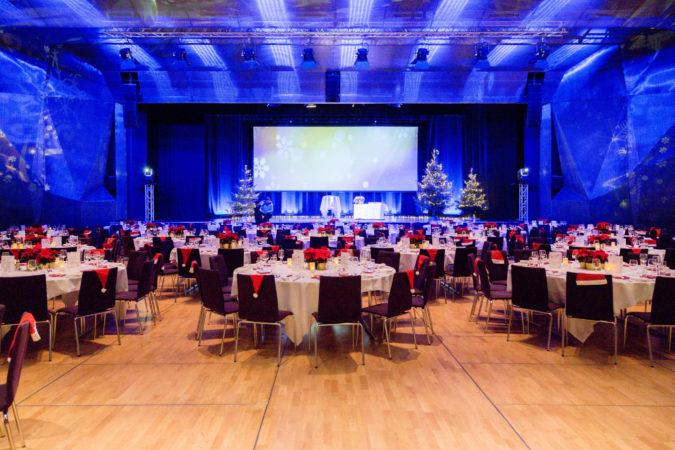 GRAWE Bankengruppe - Weihnachtsfeier